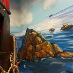Mini Świat Okręt Piratów